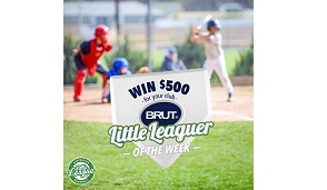#BrutBaseball competition
